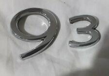 Original Saab Emblem 9-3 12847506