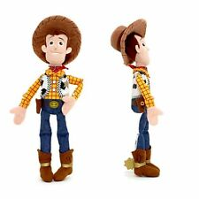 New Official Disney Toy Story 30cm Woody Mini Bean Soft Plush Toy