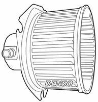 Denso Cabine Ventilateur / Moteur Pour Kia Carnival MPV 2.5 110KW