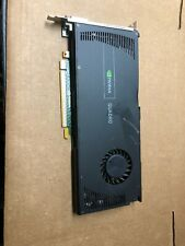 DELL NVIDIA QUADRO 4000 VIDEO GRAPHICS CARD 0731Y3