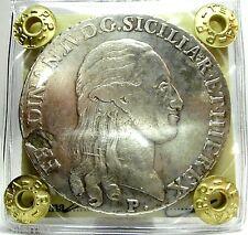 Napoli (Ferdinando IV di Borbone) 120 Grana-1798