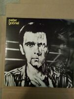 Peter Gabriel – Peter Gabriel Charisma – CDS 4019 Vinyl, LP, Album Ex+ Ex+