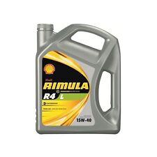 HUILE MOTEUR SHELL RIMULA R4 L 15W40 (5L)