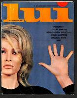 LUI N°14 -1965-BON ÉTAT-INT.C/N- 22,44€- S.LOREN-URSULA ANDRESS- 2è vol 0€ FDP