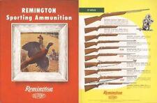 Remington 1948 Ammunition and Guns Catalog