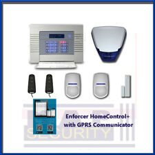 PYRONIX ENFORCER HOME CONTROL+ APP KIT 1 GRPS GRADE 2 ALARM SYSTEM - UK STOCK