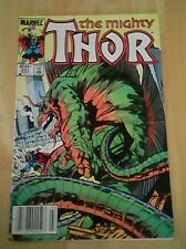The Mighty Thor #341 -1984 Comic Book