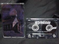Goatsnake Black Age Blues Cassette Ltd. RARE! Sunn O))) Acid King Earth Windhand