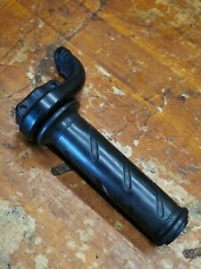 03 Ducati 749 Right Side RH Throttle Control Handle Grip 65420161A