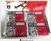 1995 Select AFL Series 1 Trading Cards Sealed Loose Packs Unit of 4--packs