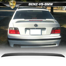 92 93 94 95 96 97 98 BMW E36 3 Series 4Dr 4D AC Style Unpainted ABS Roof Spoiler