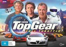 Top Gear Full Throttle Collection Box Set DVD R4 New!!