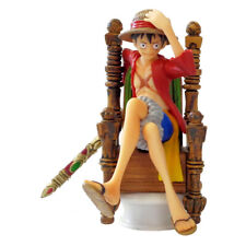 *B3409-10 Mega House One Piece Chess Piece Collection R 2 White Monkey D Luffy