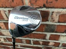 CLEVELAND TL 310 460 1 WOOD DRIVER GOLF CLUB 9.5 DEG STIFF GRAPHITE LEFT HAND