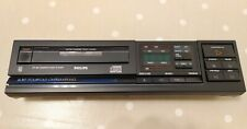 Philips cd160 cd player facia, front panel with switches, board and display