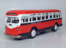 Vector Models GM TDH3107Old Look Transit Line Inc 1940s City Bus 1:43Scale Model