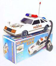Kuang Hui Taiwan 1:14 Ford Mustang Tv Police Car Battery Operated 35cm! Mib`80