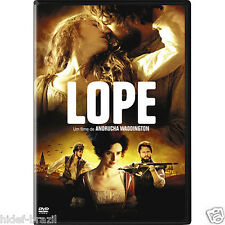 DVD Lope [ Subtitles in English + Portuguese ] Region ALL