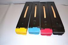 4 CMYK Toner Cartridge DC250 7665 250 Combo Set For Xerox Docucolor 240 242 260