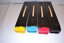 4 CMYK Toner Cartridge For Xerox DC250 7665 250 DocuColor 240 242 260