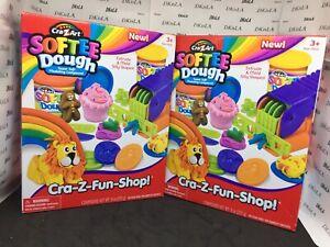 "Cra-Z-Art Softee Dough ""Cra-Z-Fun-Shop"" Super Soft Modeling Compound - Unopened"