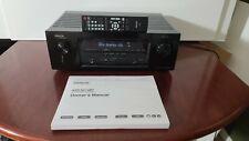 Denon AVR-S510BT 5.2 Channel 140 Watt Full 4K Ultra HD AV Receiver W / Bluetooth