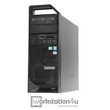 Lenovo S30 Intel Xeon 4/8 Core E5-1620, 16GB RAM, FirePro V7900, 1TB HDD, Win10