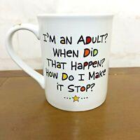 Happy Birthday coffee tea mug cup Lorrie Veasey Our Name Is Mud 12oz