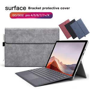 TPU Tablet Case for Microsoft Surface Pro 7 Case for Surface Pro4/5/6 Pen Holder