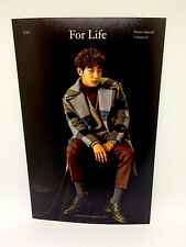 Chanyeol EXO For Life Album Glossy Photograph SM TOWN OFFICIAL GOODS Photocard