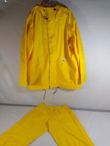 Unisex MEC Mountain Equipment Co-Op Rain Jacket Coat OR Pants - Boating, Hunting