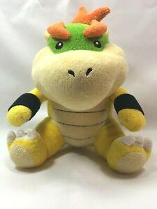 Bowser Jr Super Mario Plush SAN-EI Plush  SS012-158 NINTENDO
