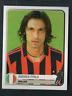 Andrea Pirlo (Milan) Football! Ed.Panini Champions League 1955-2005! NEW!