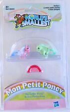 my little pony g1 RETRO WORLD'S SMALLEST/WORLD SMALLEST PETIT MINI PONY HASBRO