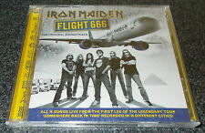 IRON MAIDEN-FLIGHT 666-EU 2xCD 2009-NEW & SEALED