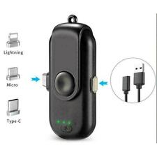 Portable Mobile Charging Magnetic Power Bank Mini Finger Emerg Mobile Power K7Q4
