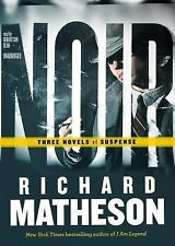 Noir: Three Novels of Suspense by Richard Matheson (English) MP3 CD Book