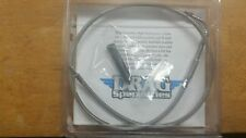 35 Inch Stainless Steel Braided Throttle Cable for Harley Davidson