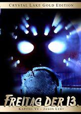 Freitag der 13. - Jason lebt Teil 6 ( Horror Kult UNCUT ) mit Thom Mathews