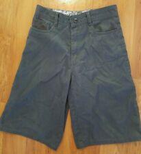 Boys Quicksilver Youth/Men's Size 26- Walk Shorts Gray