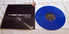 Traktor Scratch Control Vinyl Blue (NI TS 001) - LP