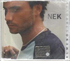 NEK ALMENO STAVOLTA CD SINGOLO SIGILLATO!!!