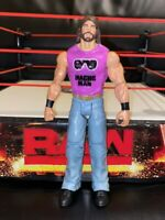 Macho Man Randy Savage Hall of Fame WWE Tough Talkers Talking Action Figure RARE