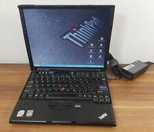 Business MINI Lenovo ThinkPad X61 S 1,6GHz WLAN GIG LAN Fingerprint Bluetooth