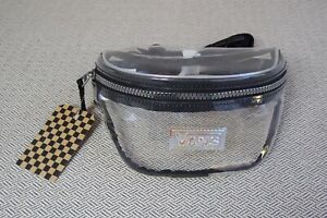 New Vans Off The Wall Clear Cut Fanny Pack Hip Bag Unisex Bag RBCK-333
