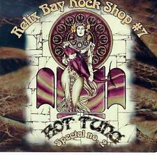 Relix Bay Rock Shop, Vol. 7 by Hot Tuna (CD, Sep-1994, Relix)