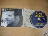 ROCH VOISINE Kissing Rain OOP EURO CD single + Info