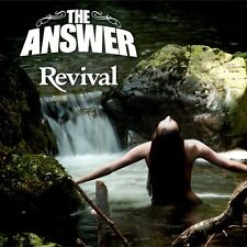 ANSWER - REVIVAL  -LIMITED EDITION 2 CD  NUOVO