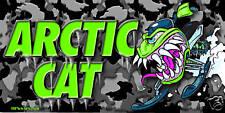 ARCTIC CAT Custom banner SNO MONSTR crossfire sno pro G