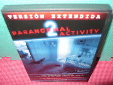 PARANORMAL ACTIVITY 2 - VER. EXTENDIDA - dvd